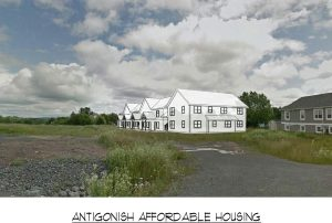 Antigonish Affordable Housing: Riverside Estates