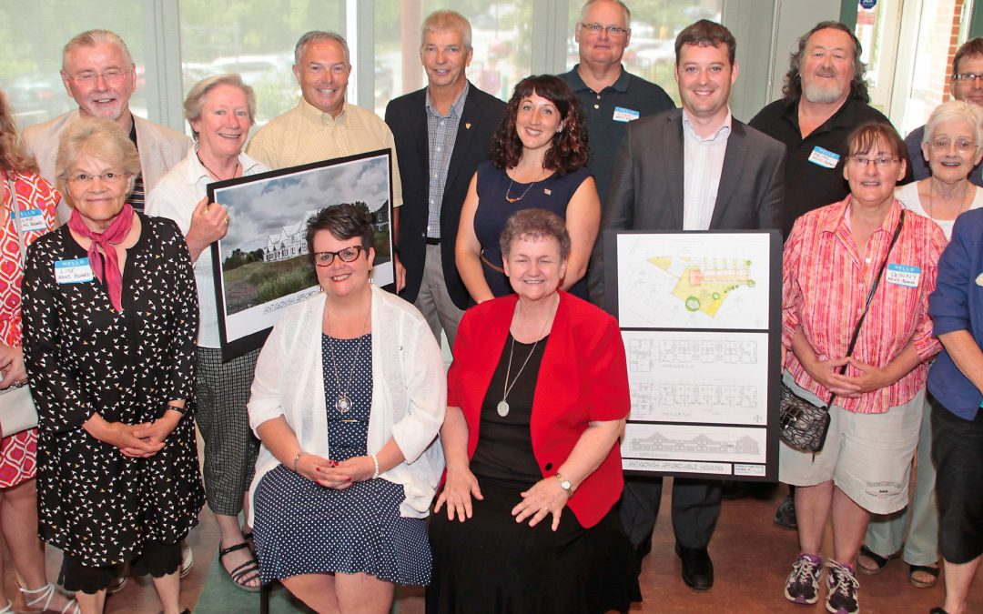 More Affordable Housing Coming to Antigonish