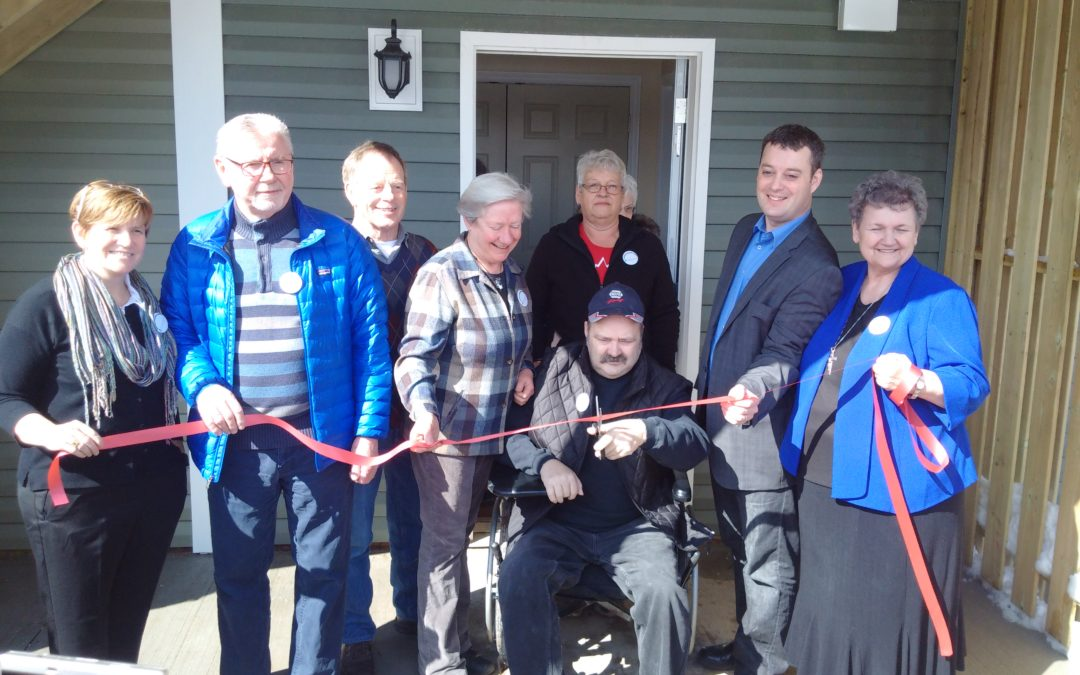 It's official! Riverside Estates is open!