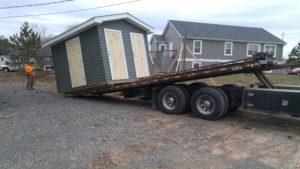 Antigonish Affordable Housing - Shed
